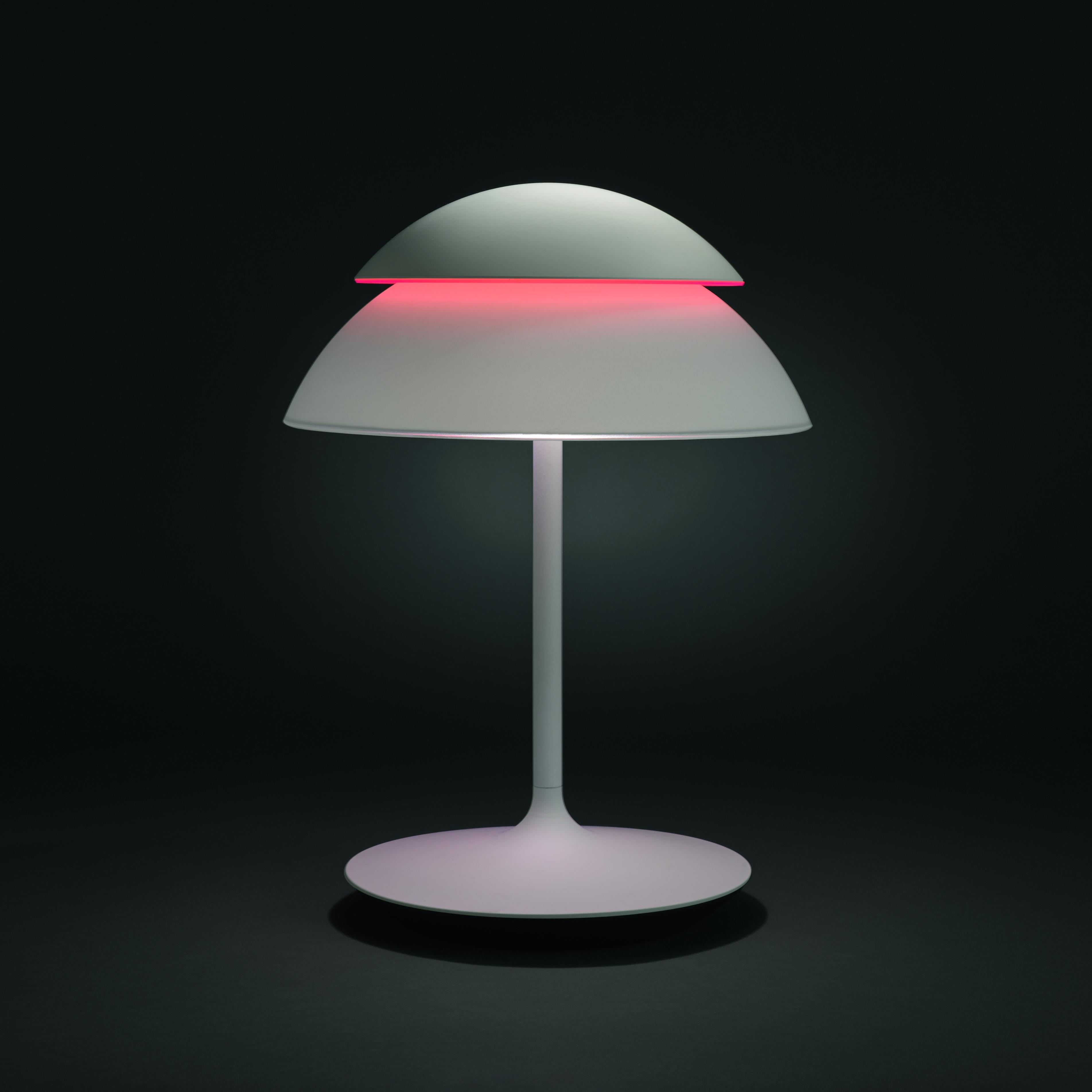 mehr licht hue beyond leuchte von philips. Black Bedroom Furniture Sets. Home Design Ideas