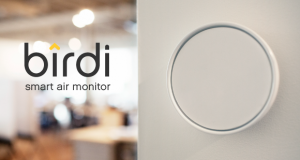 Birdi Smart Air Monitor