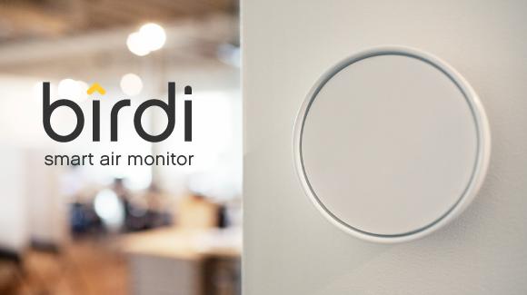 Birdi Smart Air Monitor