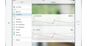 Elgato Eve App iPad
