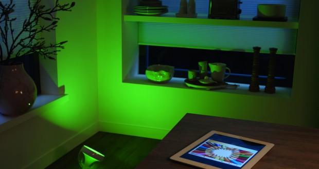 philips hue l sst sich per apple homekit steuern. Black Bedroom Furniture Sets. Home Design Ideas