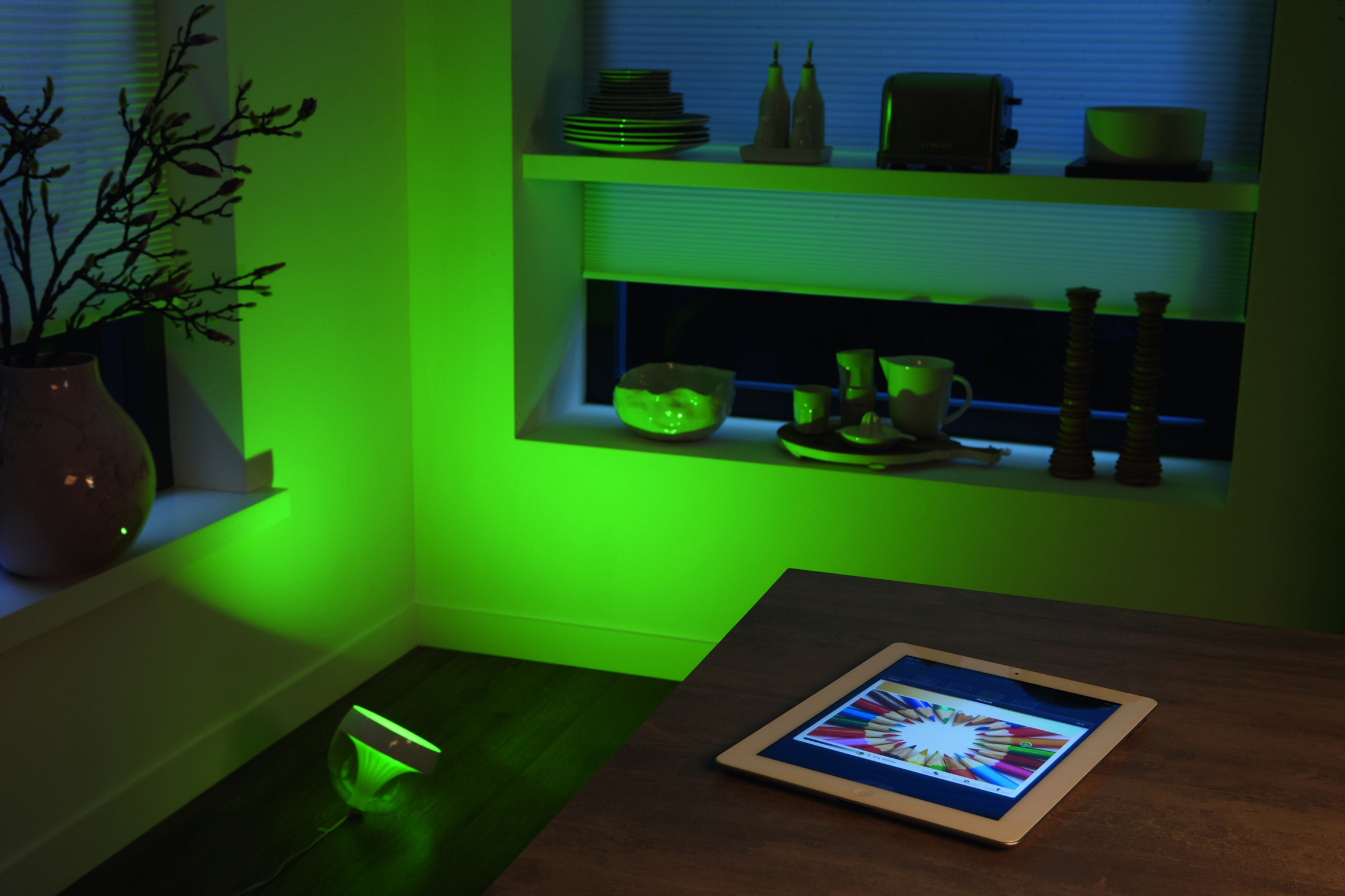 philips hue wird erweitert ehome. Black Bedroom Furniture Sets. Home Design Ideas