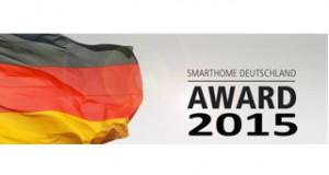 SmartHome Deutschland Award 2015