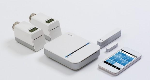 bosch smart home erste produkte im sommer. Black Bedroom Furniture Sets. Home Design Ideas