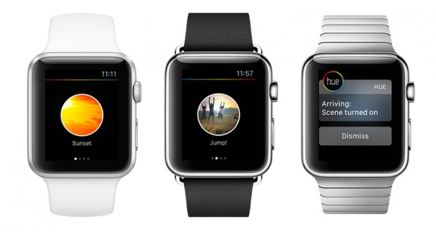 Philips Hue per Apple Watch