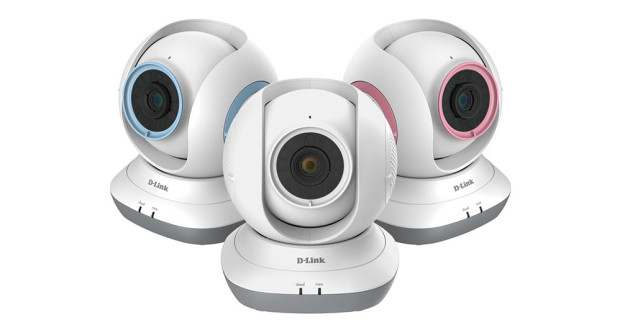 D-Link EyeOn Baby HD 360