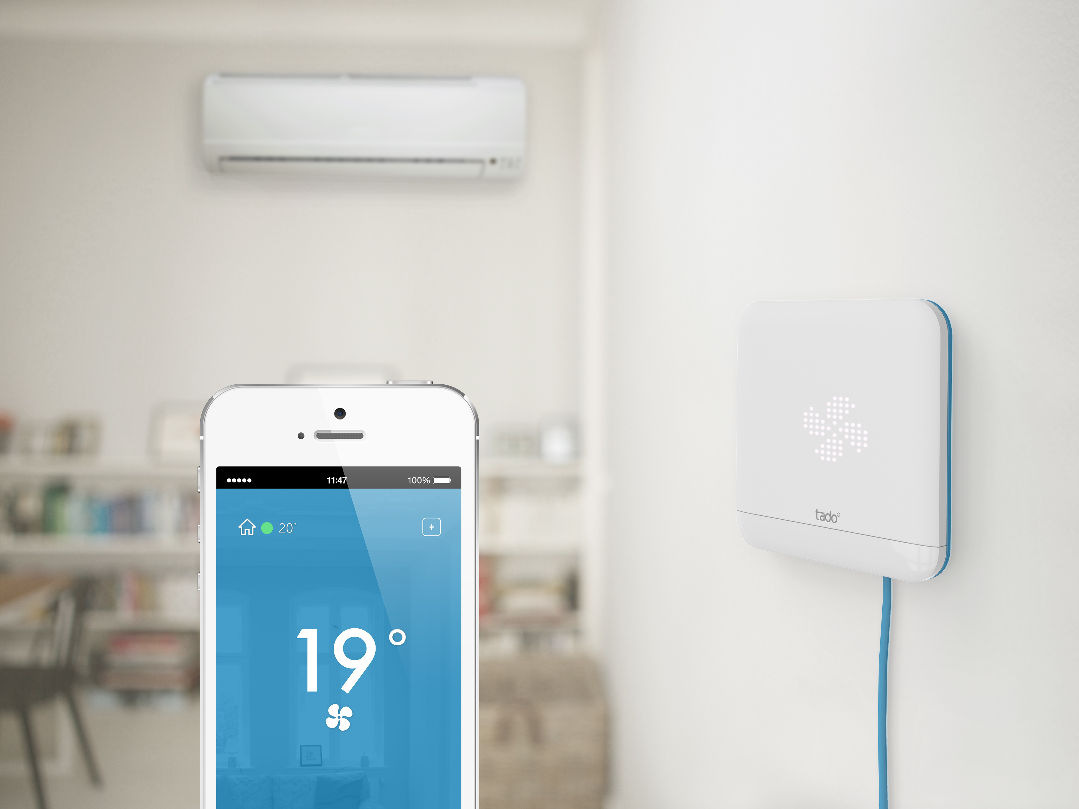 TADO AC01 Smart AC Control Klimaanlagensteuerung