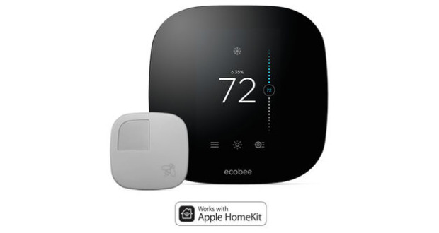 Apple HomeKit Thermostat