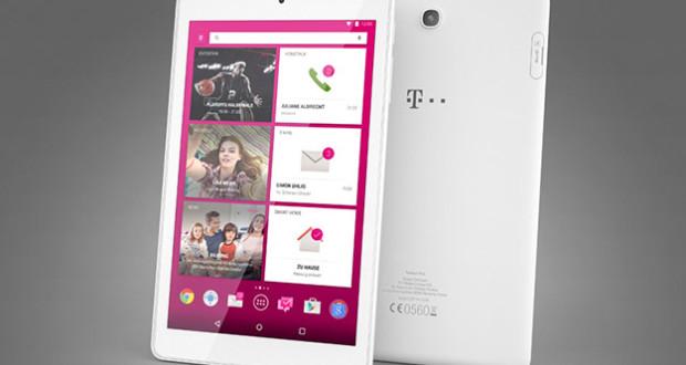"""Das Telekom Tablet """"Puls"""" ist ein günstiges Familien-Tablet."""
