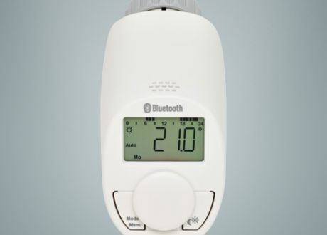 Bluetooth Smart Heizkörperthermostat