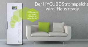 Hycube Stromspeicher