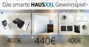 Haus-XXL.de Gewinnspiel