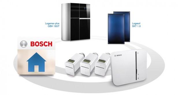 Bosch Smart Home Regelt Buderus Heizsysteme