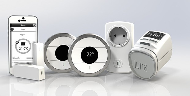 luna smart home system all in one l sung per zigbee. Black Bedroom Furniture Sets. Home Design Ideas