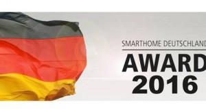 SmartHome Deutschland Awards 2016