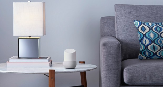 Google Home Broadcast