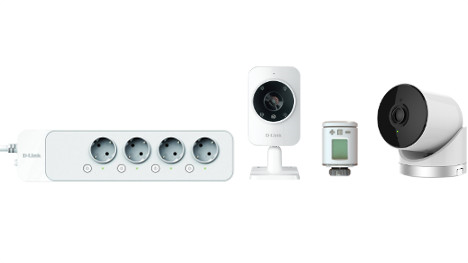d-link outdoor kamera und neue smart home geraete
