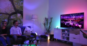 Philips Hue und The Voice of Germany