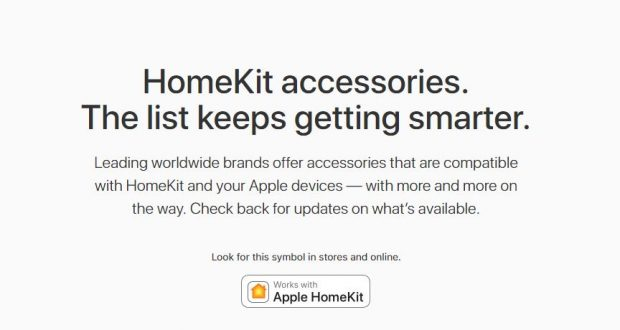 HomeKit-kompatibel
