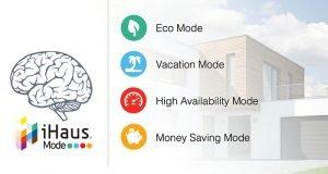 Effizientes Energiemanagement im privaten Haushalt iHaus SmartHome Deutschland Award 2017