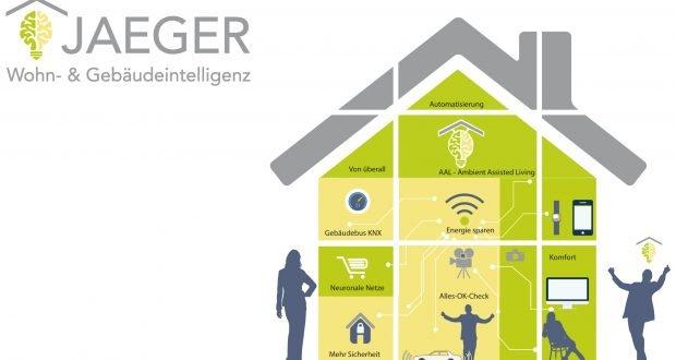 Haus mit Köpfchen und Offenheit JAEGER Wohnintelligenz SmartHome Deutschland Award 2017