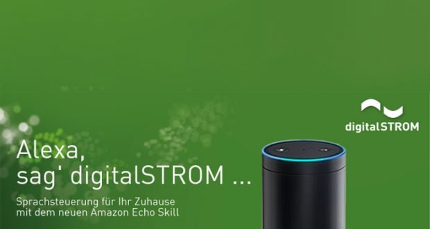 digitalSTROM mit Alexa