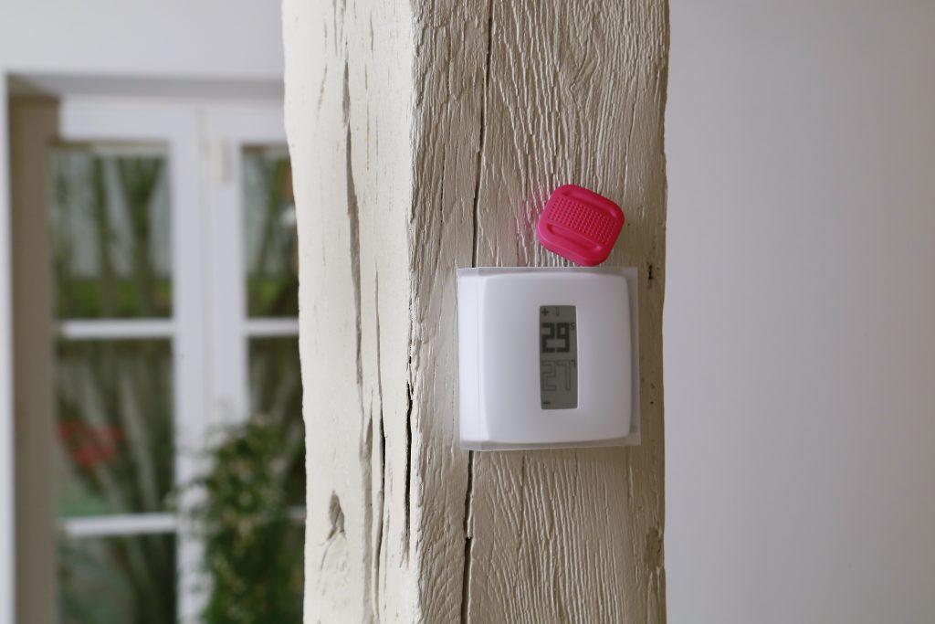 NIU Smart Buttons Heizung