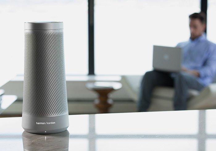 Harman Kardon Invoke Cortana Lautsprecher Design