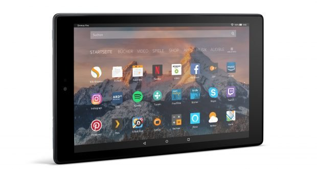 Alexa Tablet Fire HD 10