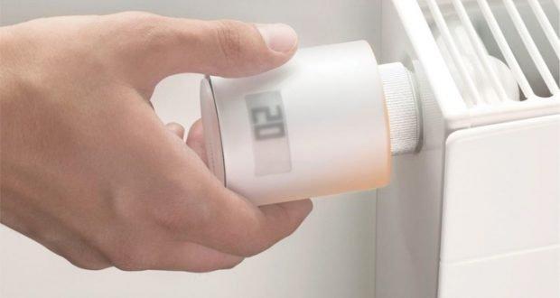 Netatmo Smarte Heizkörperthermostate