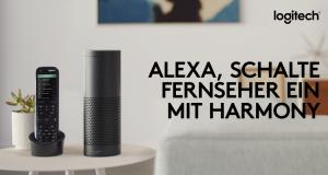 Alexa als Fernbedienung Fernseher