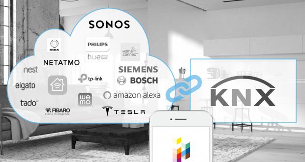 iHaus App Update & KNX_web