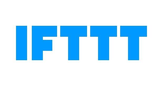 Somfy TaHoma IFTTT