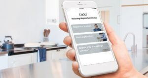 Tado App Heizungs-Reparaturservice