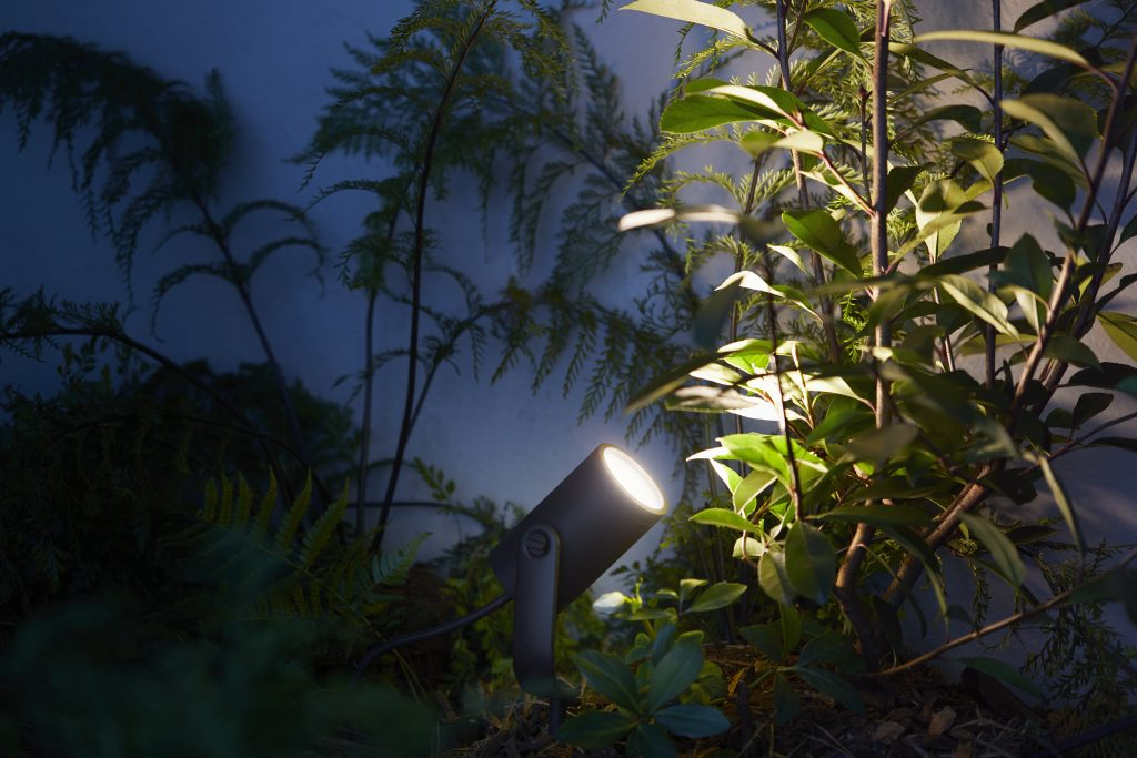 Philips Hue Outdoor Lampen Lily