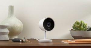 Google Assistant Nest Cam IQ