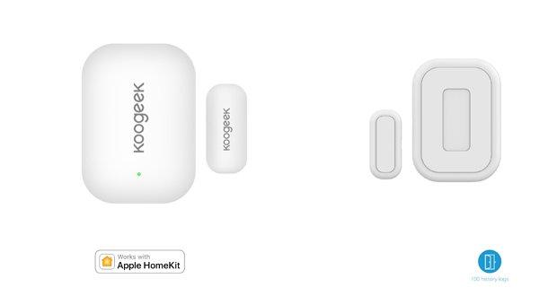 Koogeek DW1 HomeKit Tür- und Fensterkontakt