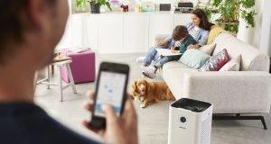 Philips 5000i Luftreiniger App Steuerung