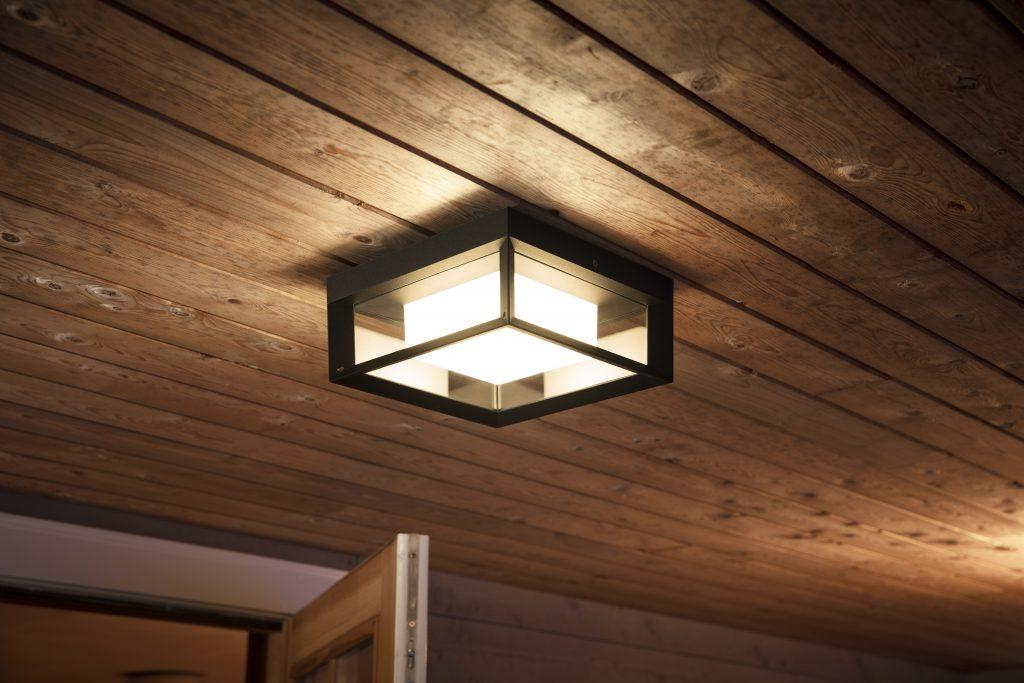 Philips Hue Outdoor Leuchten Econic Ceiling Deckenleuchte