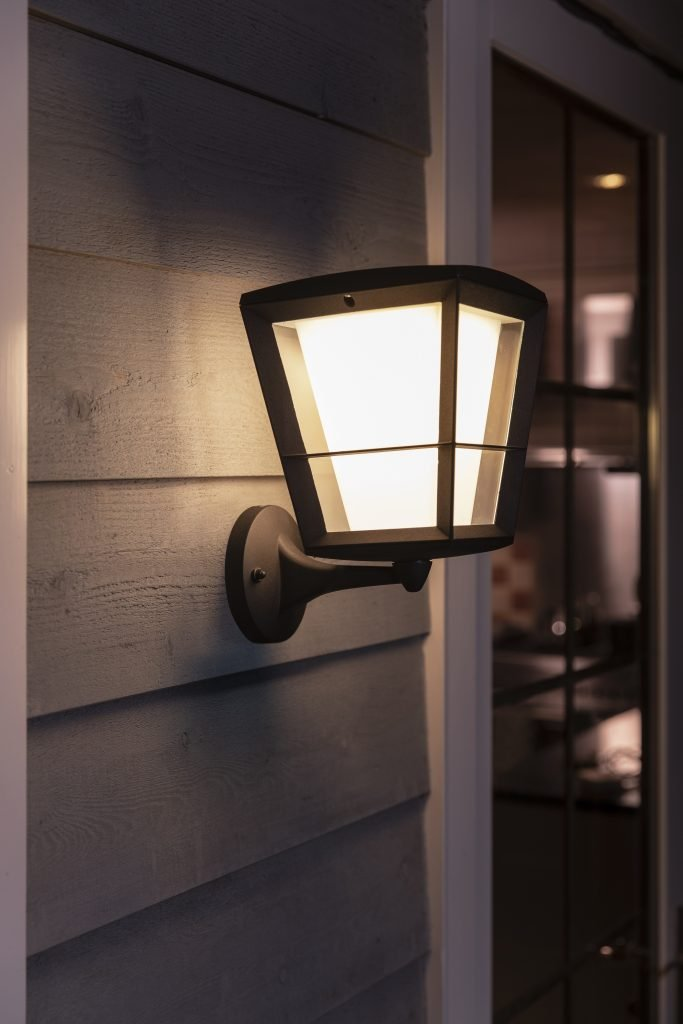 Philips Hue Outdoor Leuchten Econic Wall Up