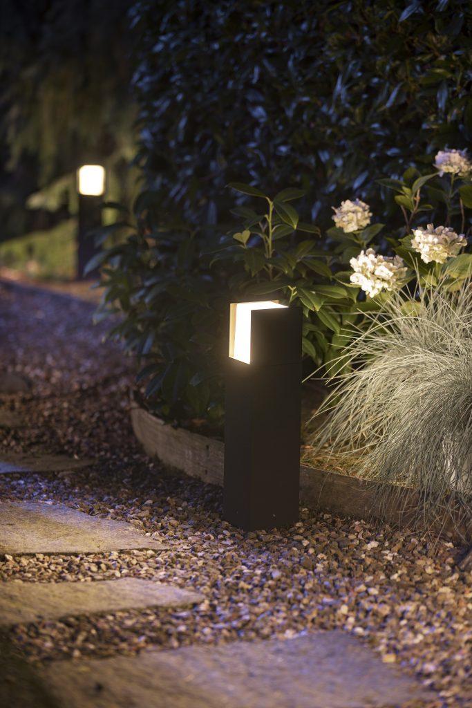 Philips Hue Outdoor Leuchten Fuzo Pedestal Wegleuchte