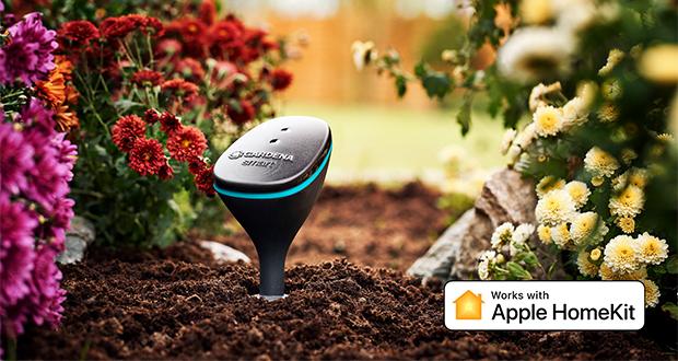 Gardena Smart System Apple HomeKit Siri